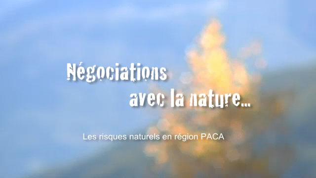 Négociations avec la nature