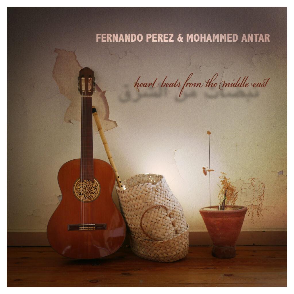 Visuel album Fernando PEREZ