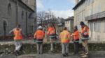 Reportage INRAP à Embrun