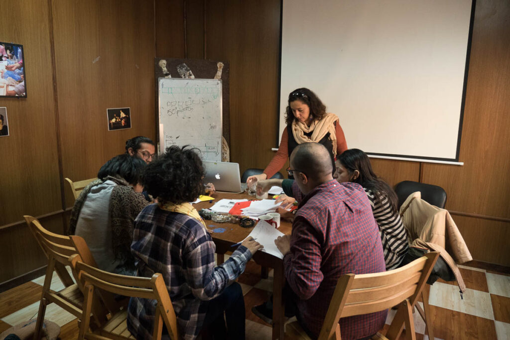 Atelier media Alexandrie 2017-18