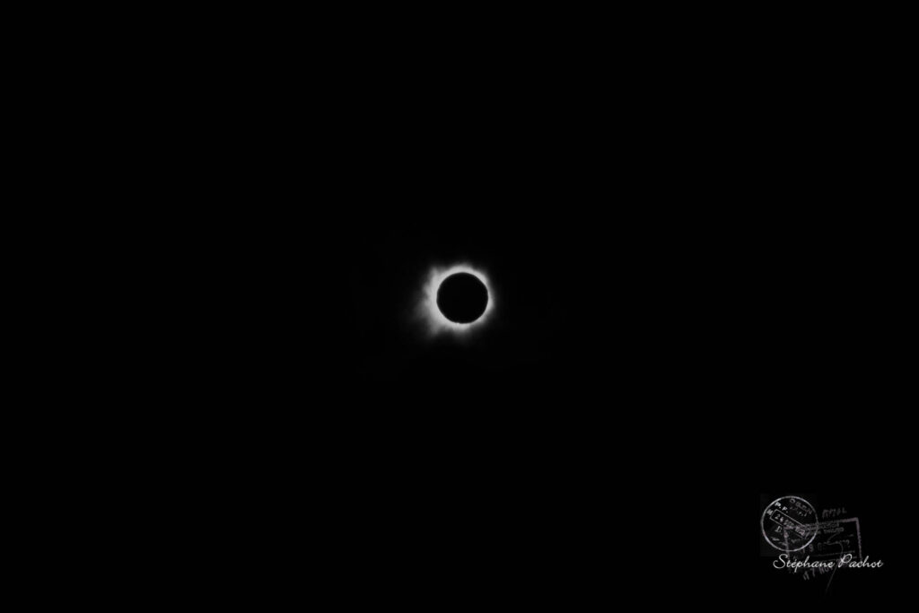 Last total eclipse of the century